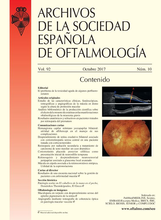 Journals - American Academy of Ophthalmology