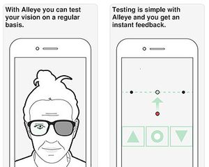 FDA clears AMD monitoring app - American Academy of Ophthalmology
