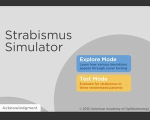 Strabismus Simulator - American Academy of Ophthalmology