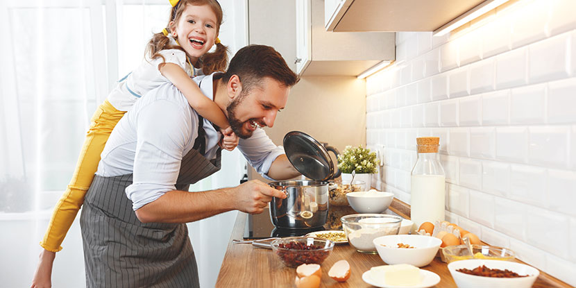 Kitchen eye safety tips