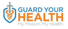 Army National Guard — Guard Your Health logo