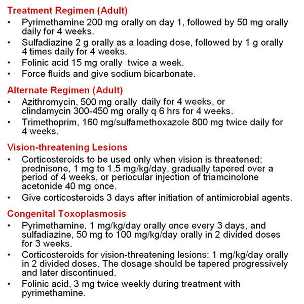 toxoplasmoza tratament tracheal papillomatosis cause