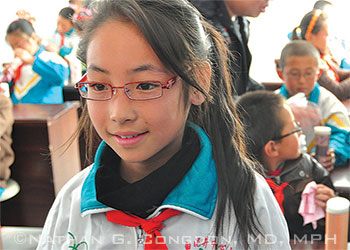 Eyeglasses and Education