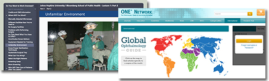 Global Ophthalmology Guide