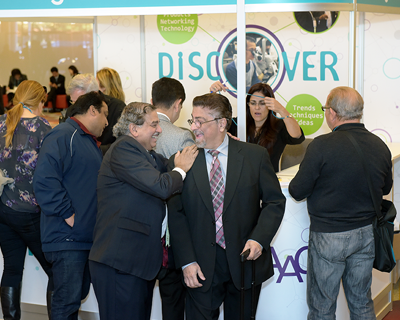 See Friends and Colleagues at AAO 2016
