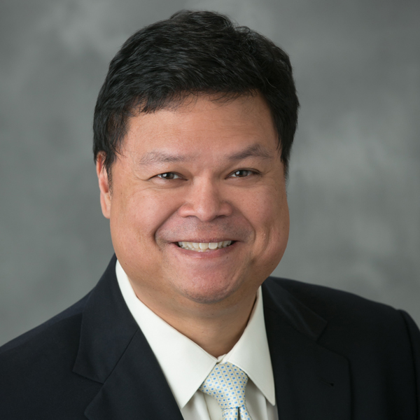 Photo of Dale E. Fajardo, EdD, MBA, Vice President, Education