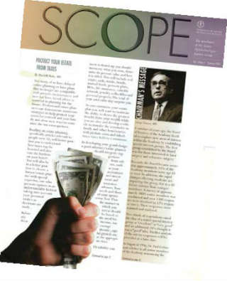 Scope cover 1997