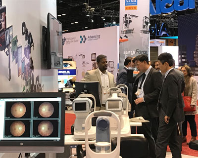 AAO 2018 Exhibition