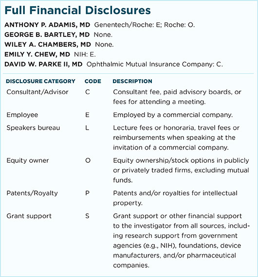 July 2016 Feature Full Financial Disclosures