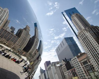 Chicago Bean and Buildings