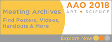 AAO 2018 Archives