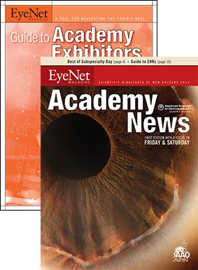 Academy News and the Guide to Academy Exhibitors 2013